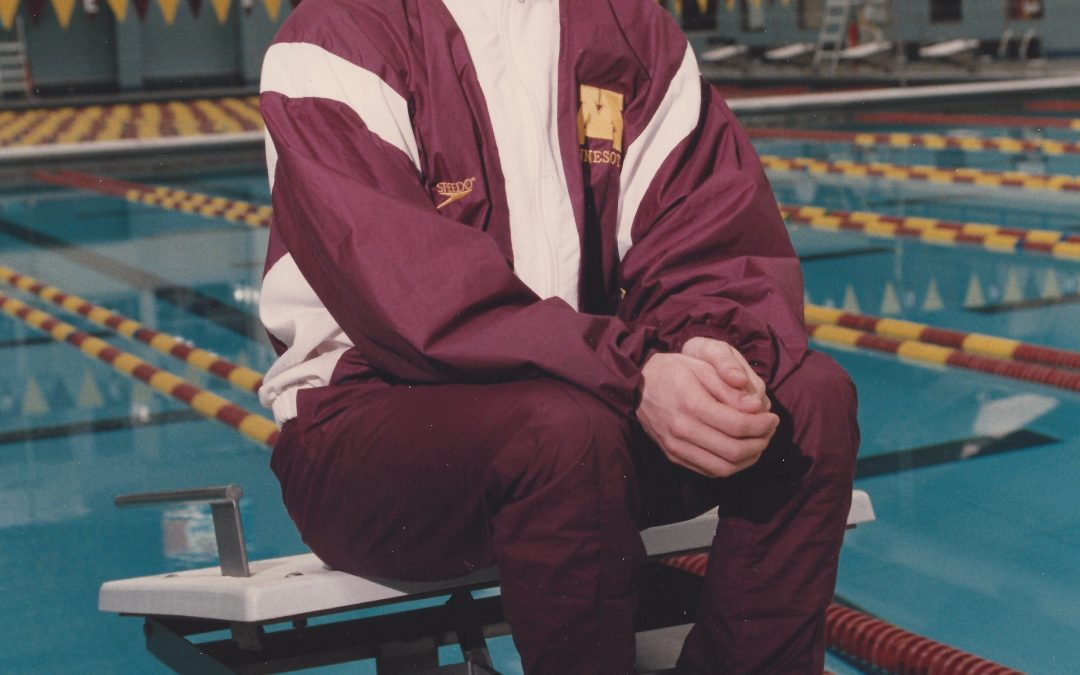 Rochester Risers Rotary Club Invites Patrick Mader to Present on Minnesota Athletes Who Competed on World Stage